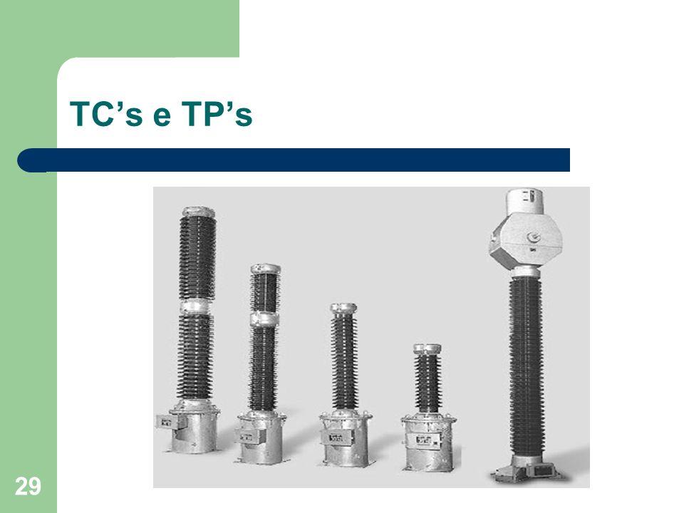 TC's e TP's
