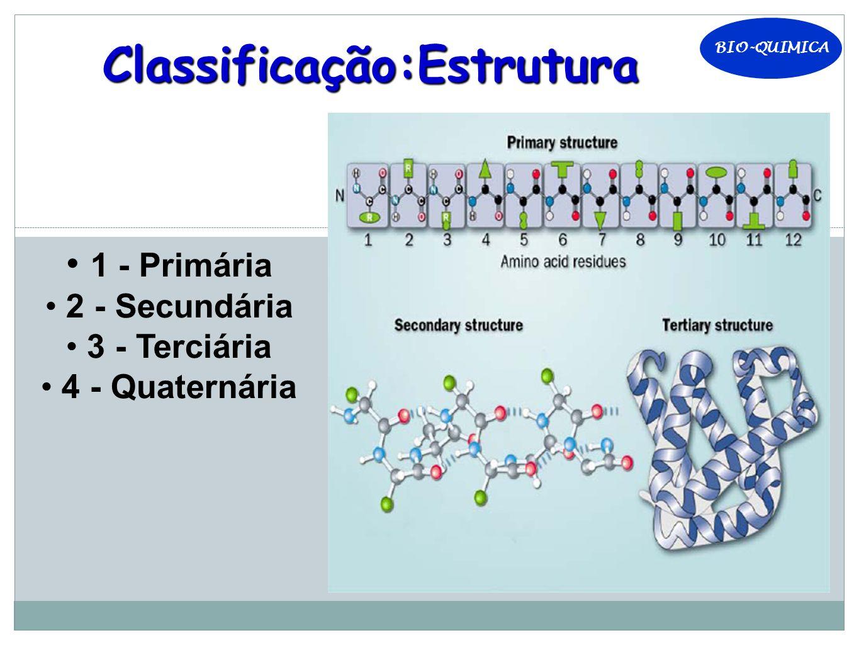 Classificação:Estrutura