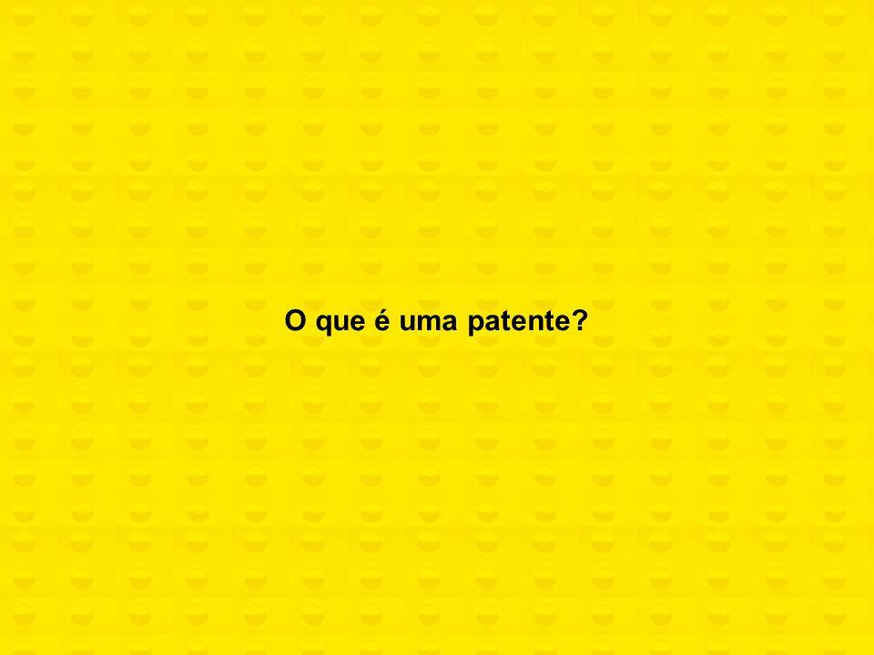 O que é uma patente