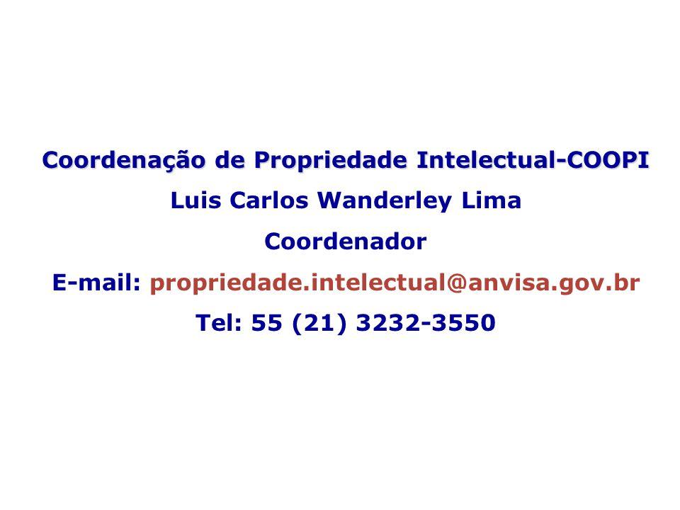Coordenação de Propriedade Intelectual-COOPI