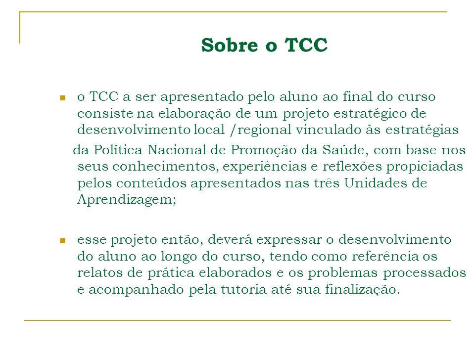Sobre o TCC