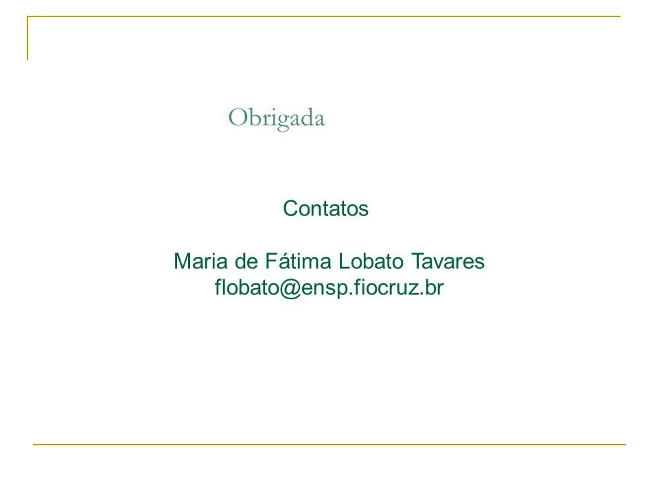 Maria de Fátima Lobato Tavares