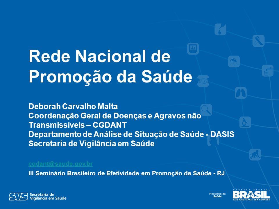 Rede Nacional de Promoção da Saúde