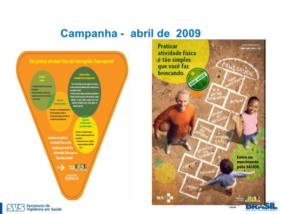 Campanha - abril de 2009