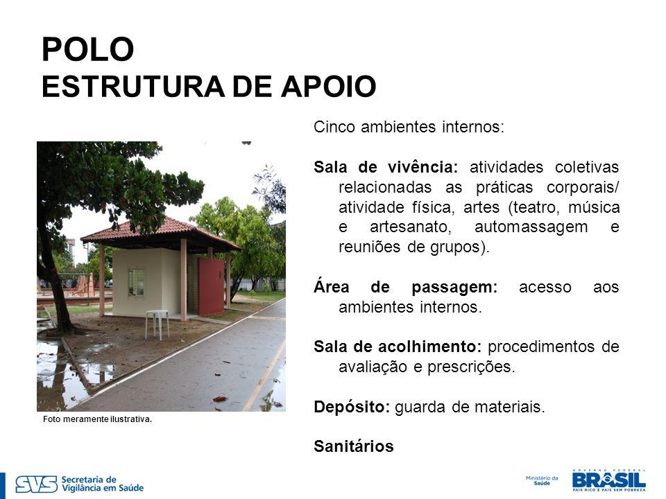 POLO ESTRUTURA DE APOIO