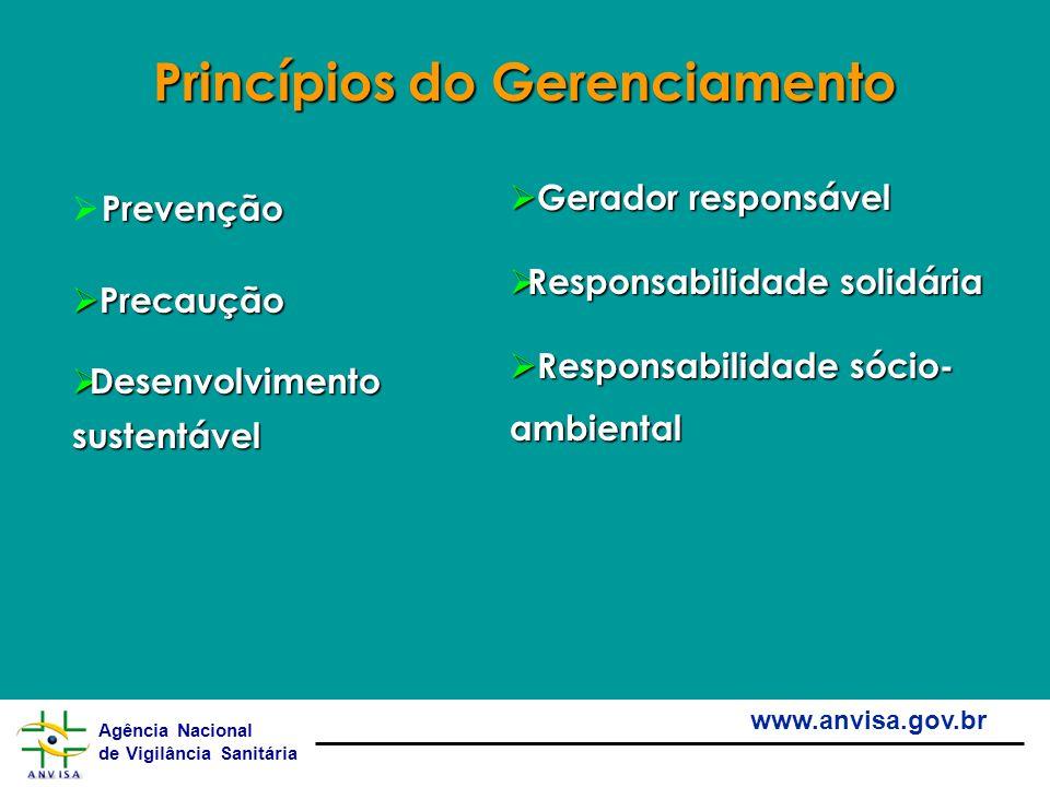 Princípios do Gerenciamento