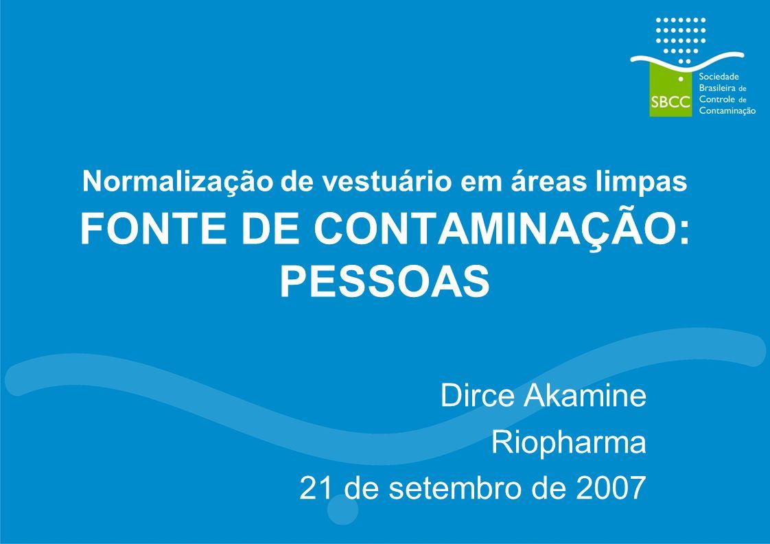 Dirce Akamine Riopharma 21 de setembro de 2007