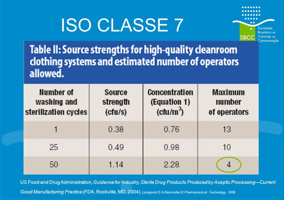 ISO CLASSE 7