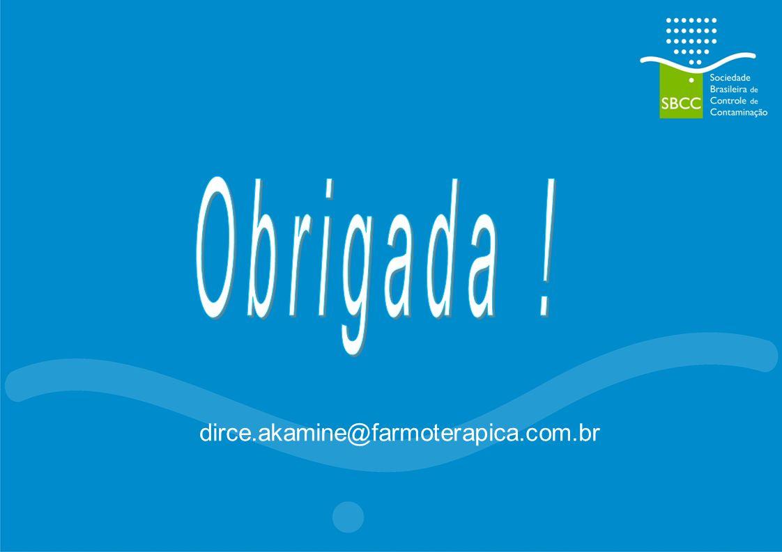 Obrigada ! dirce.akamine@farmoterapica.com.br