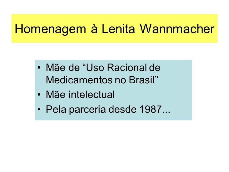 Homenagem à Lenita Wannmacher