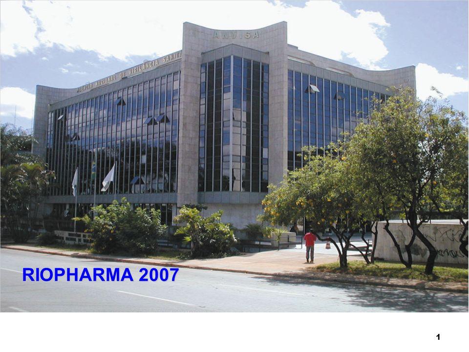 RIOPHARMA 2007