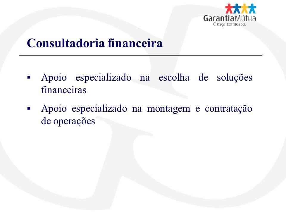 Consultadoria financeira