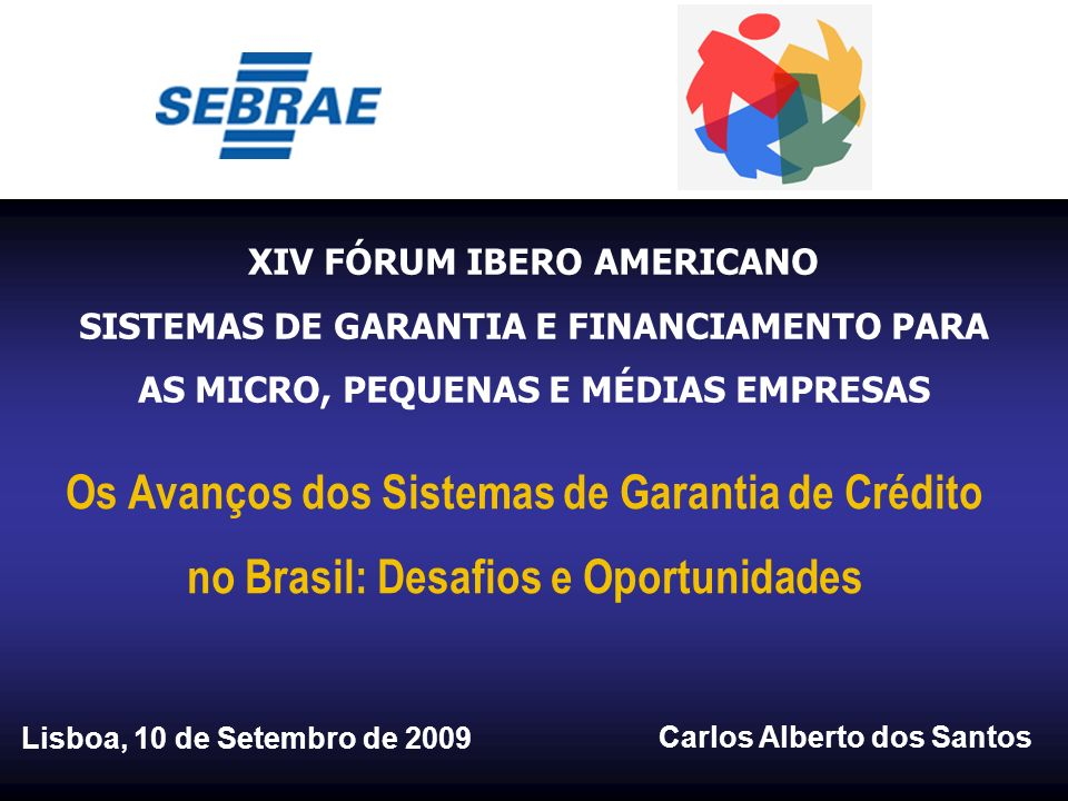 XIV FÓRUM IBERO AMERICANO
