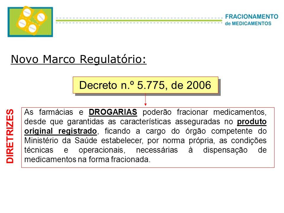 Novo Marco Regulatório: