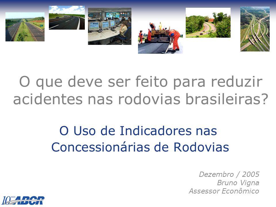O que deve ser feito para reduzir acidentes nas rodovias brasileiras