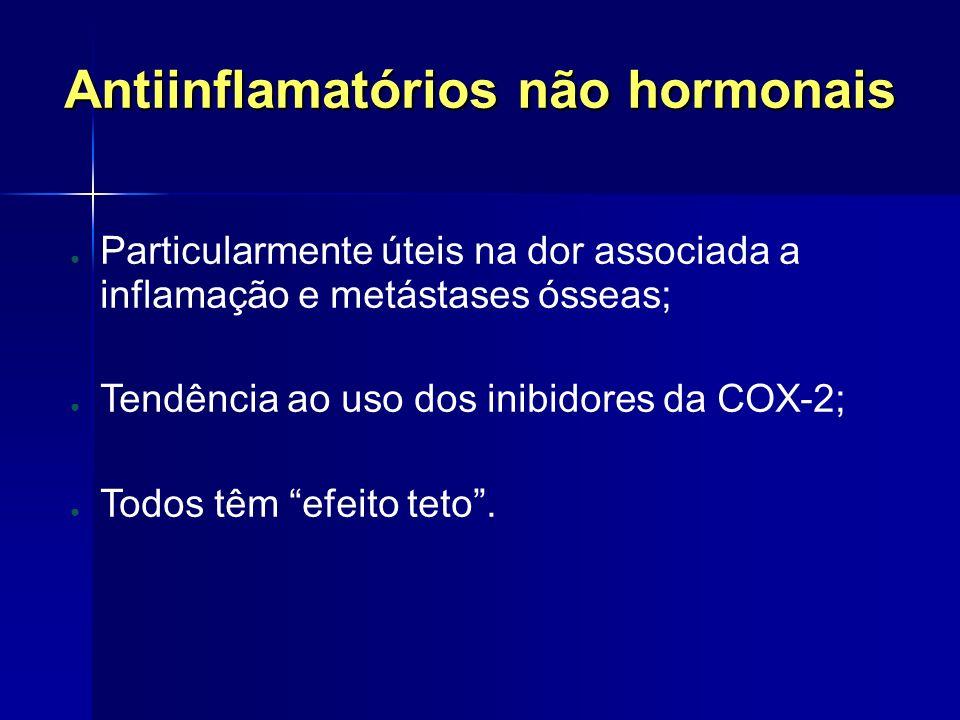 Antiinflamatórios não hormonais
