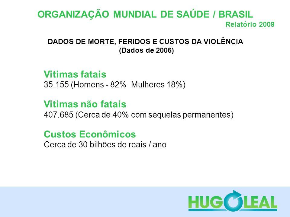 ORGANIZAÇÃO MUNDIAL DE SAÚDE / BRASIL