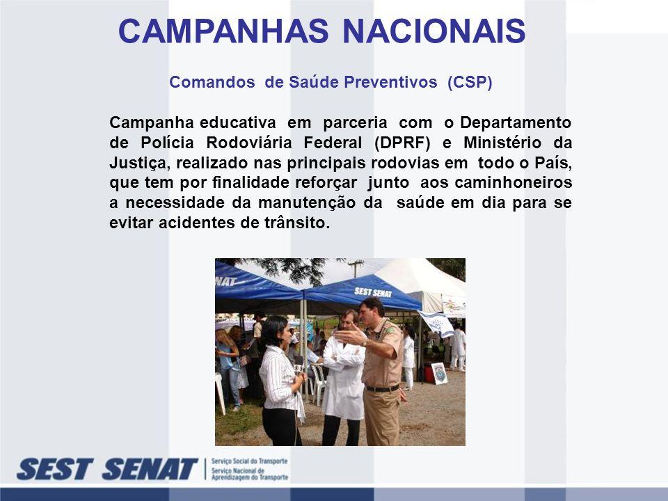 Comandos de Saúde Preventivos (CSP)