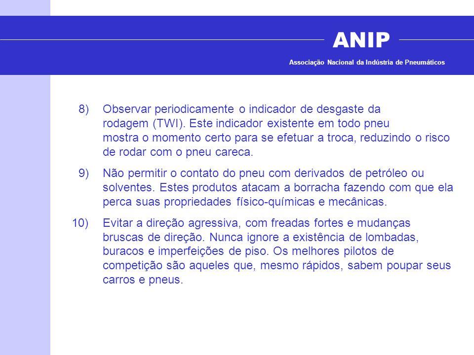 ANIPAssociação Nacional da Indústria de Pneumáticos.