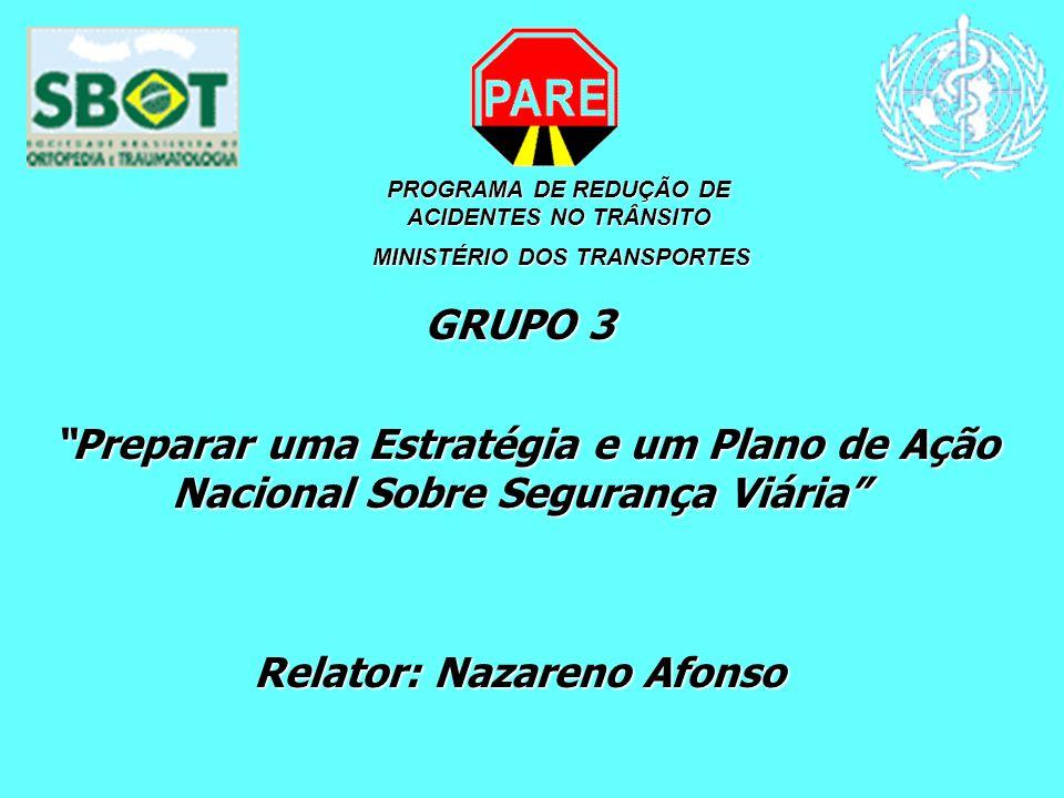 Relator: Nazareno Afonso