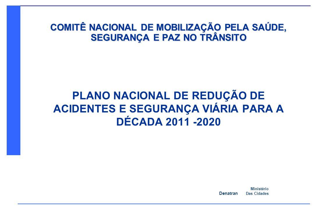 COMITÊ NACIONAL DE MOBILIZAÇÃO PELA SAÚDE, SEGURANÇA E PAZ NO TRÂNSITO