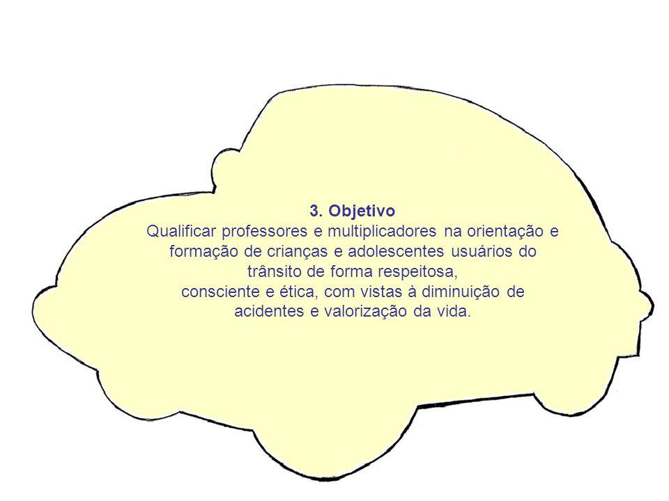 Qualificar professores e multiplicadores na orientação e