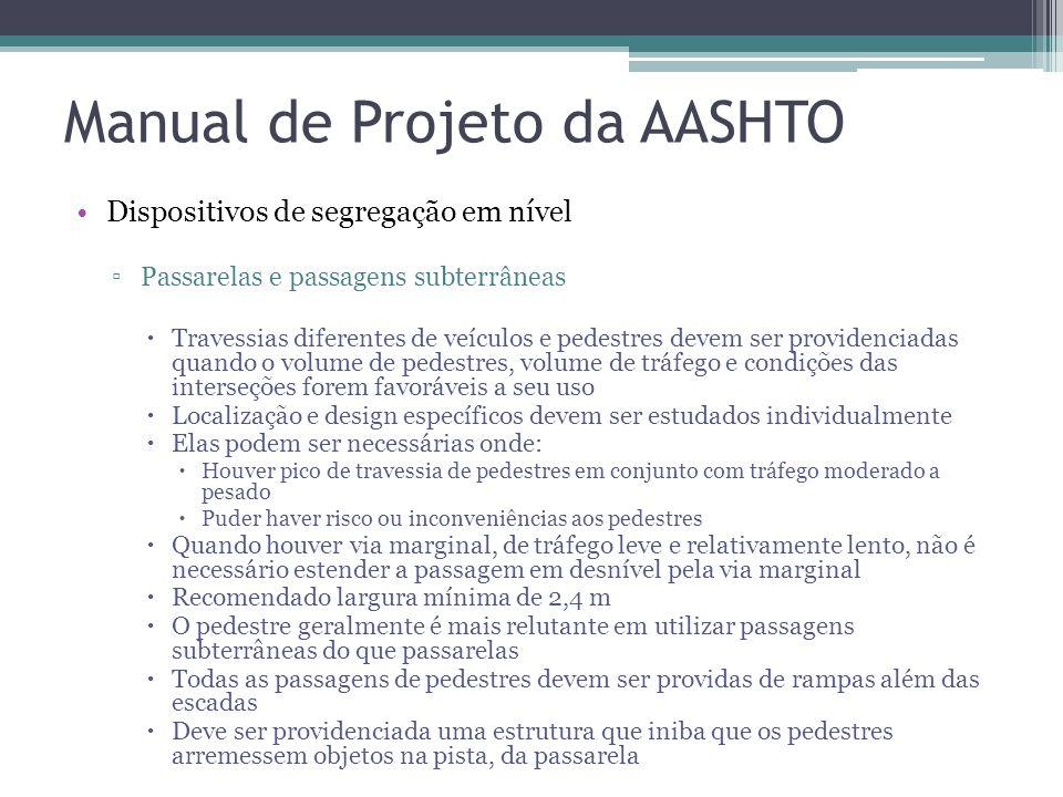 Manual de Projeto da AASHTO