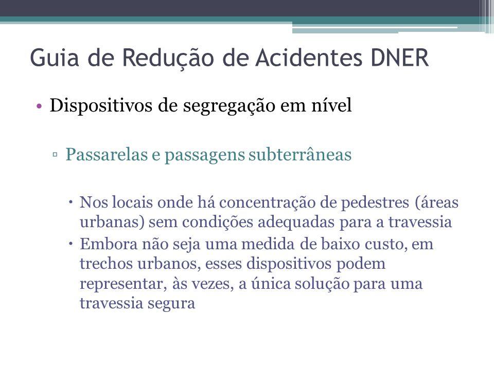 Guia de Redução de Acidentes DNER