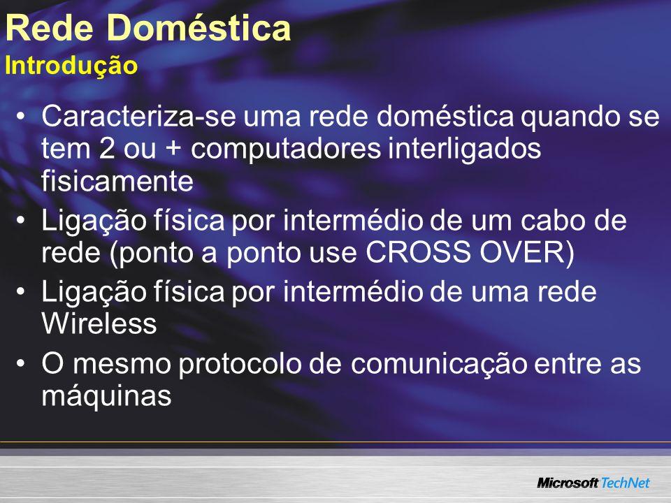 Rede Doméstica Introdução
