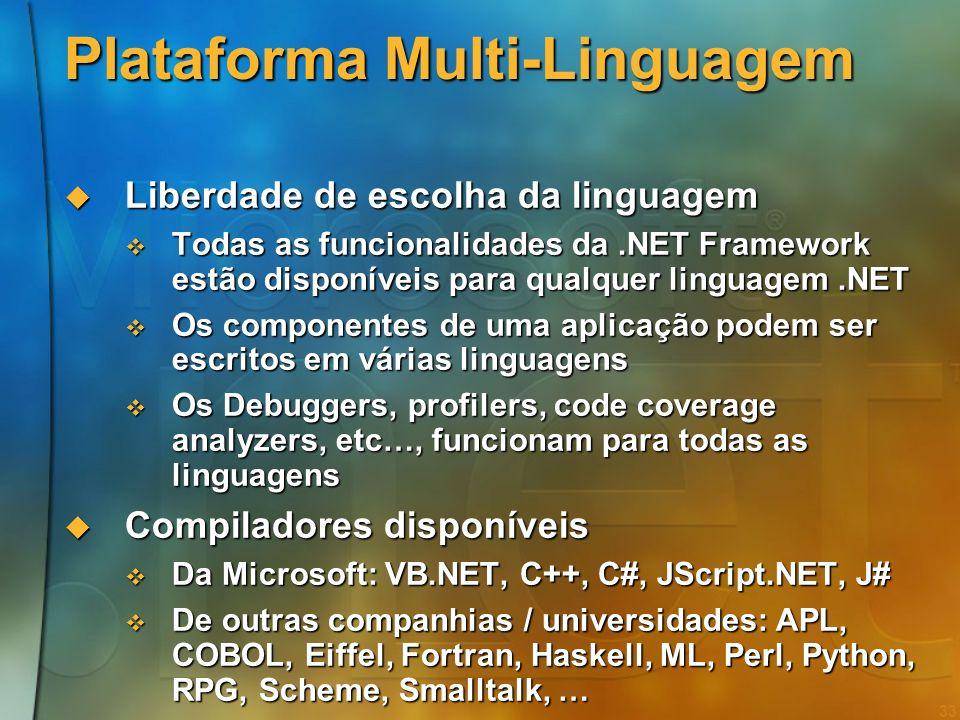 Plataforma Multi-Linguagem