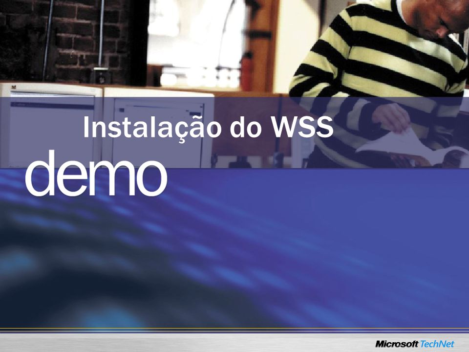 Instalação do WSS