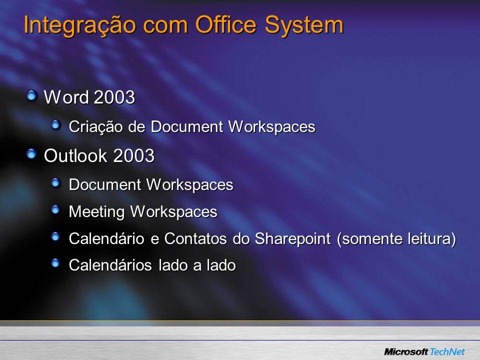 Integração com Office System