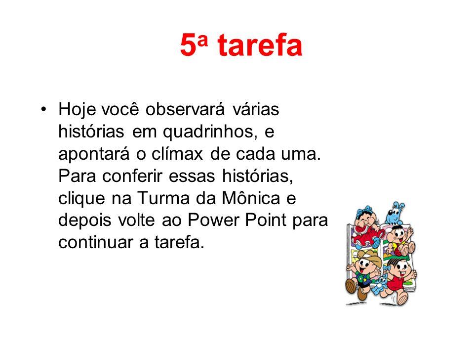5a tarefa