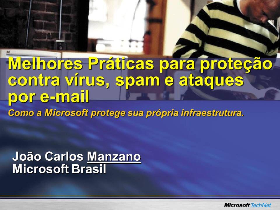 João Carlos Manzano Microsoft Brasil