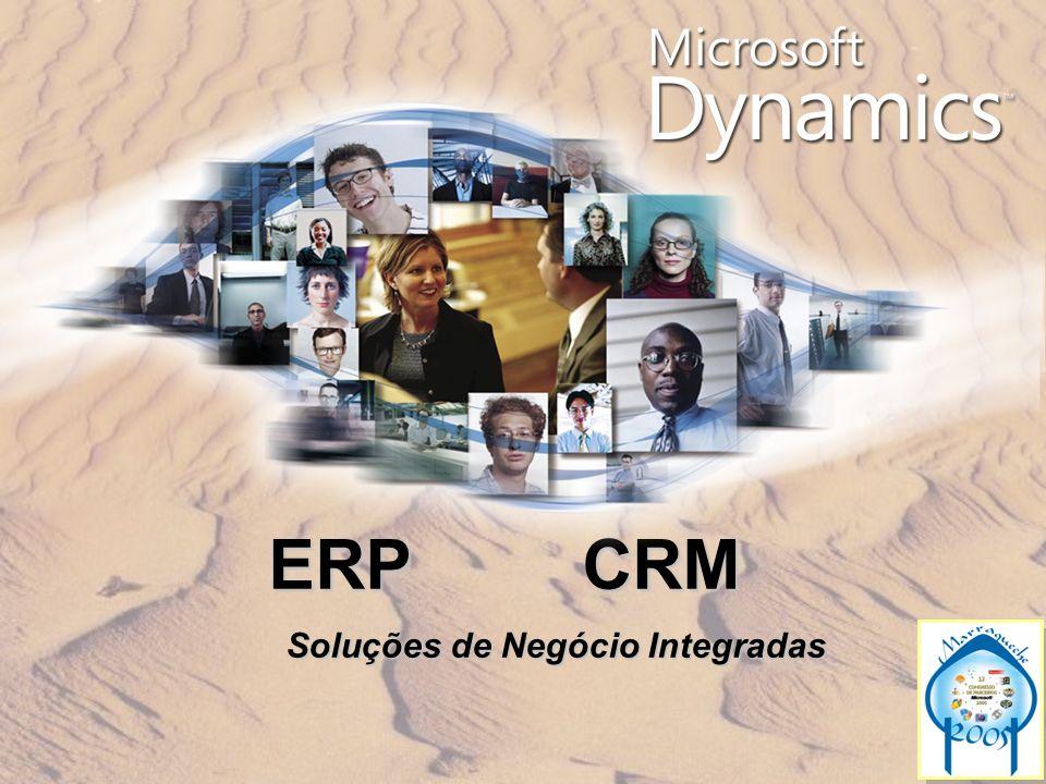 ERP CRM Soluções de Negócio Integradas