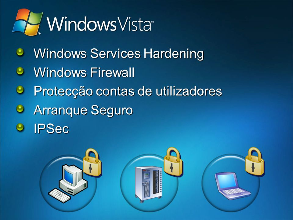 Windows Services Hardening Windows Firewall