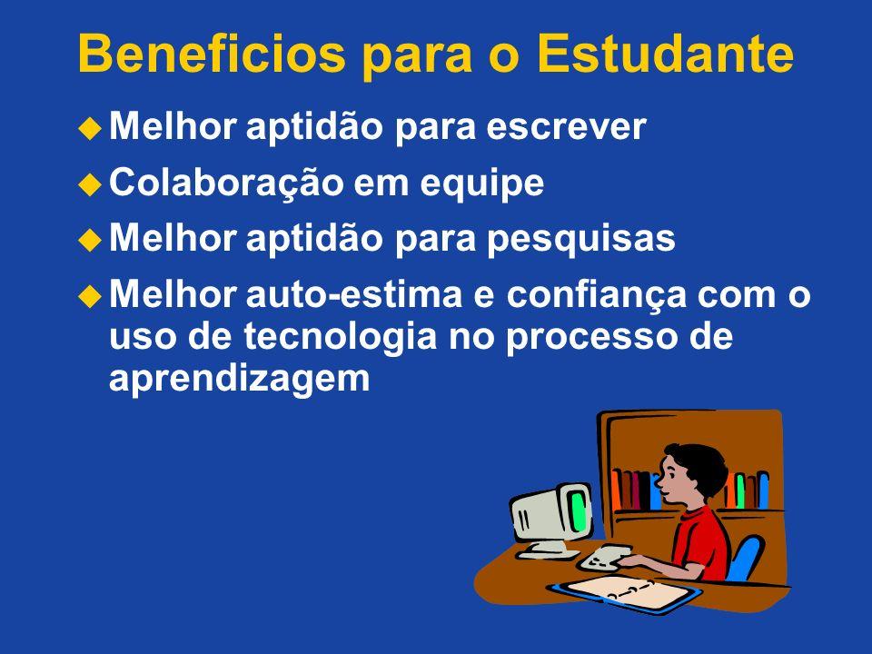 Beneficios para o Estudante
