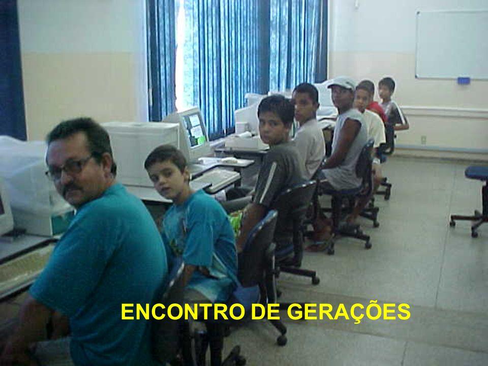 ENCONTRO DE GERAÇÕES