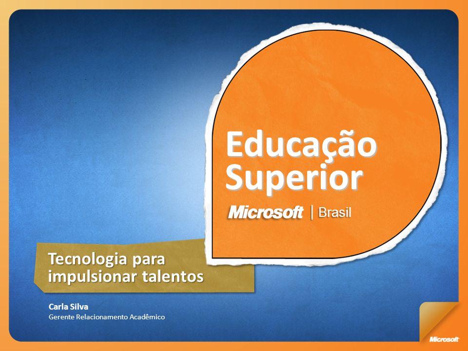 Educação Superior Tecnologia para impulsionar talentos | Brasil