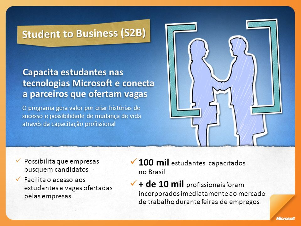 Student to Business (S2B)