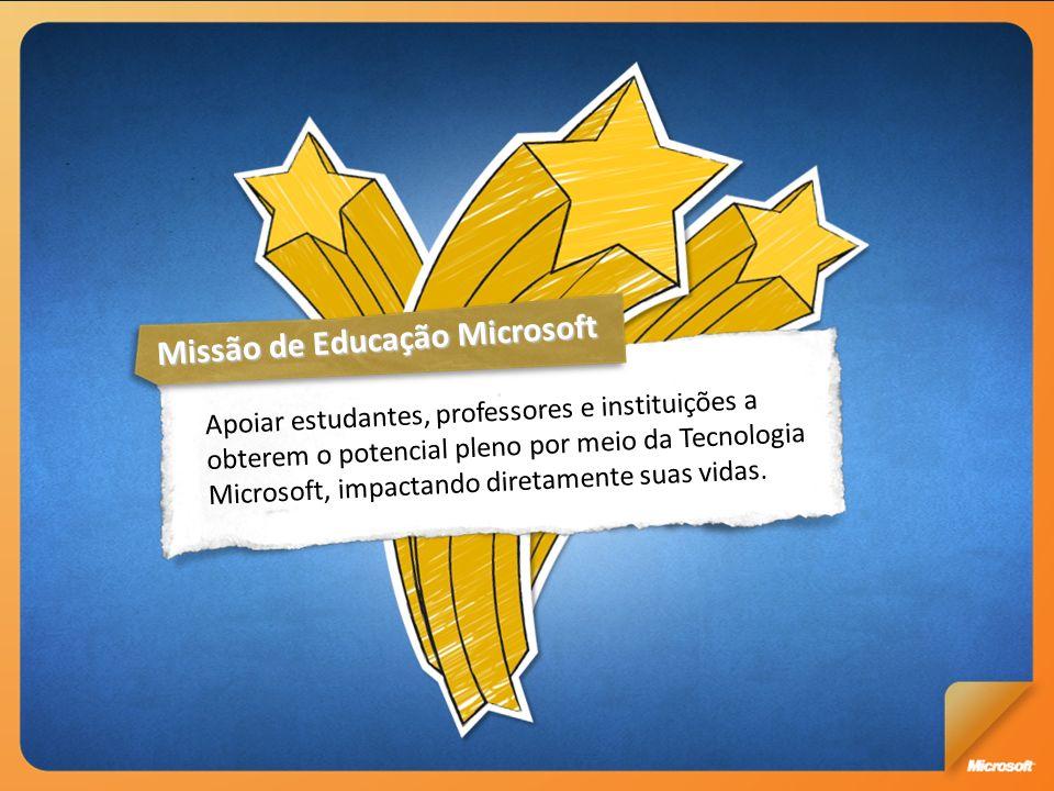 Missão de Educação Microsoft