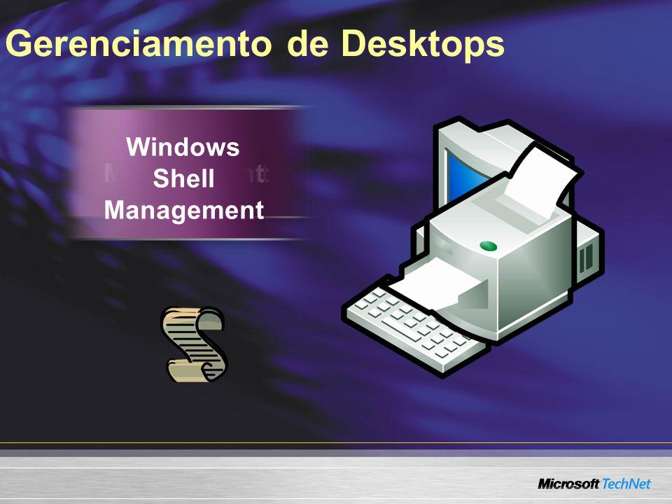Gerenciamento de Desktops