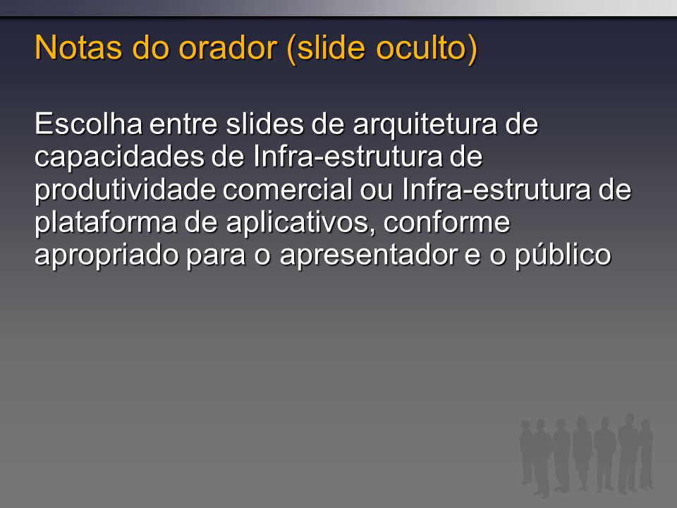Notas do orador (slide oculto)