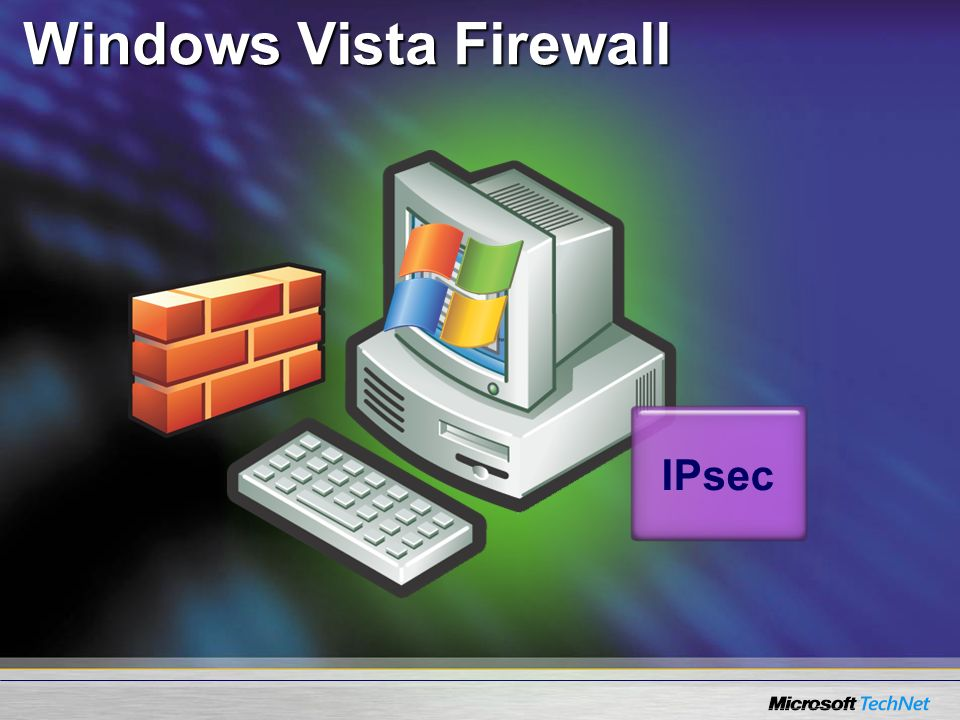 Windows Vista Firewall
