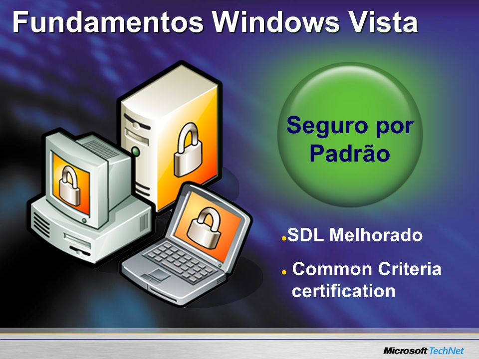 Fundamentos Windows Vista