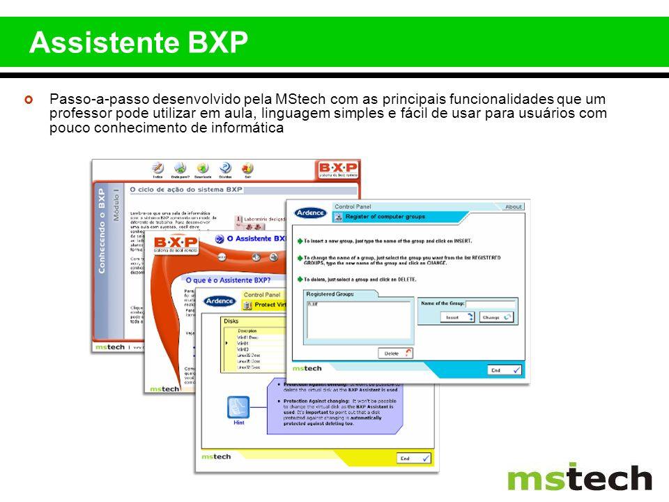 Assistente BXP