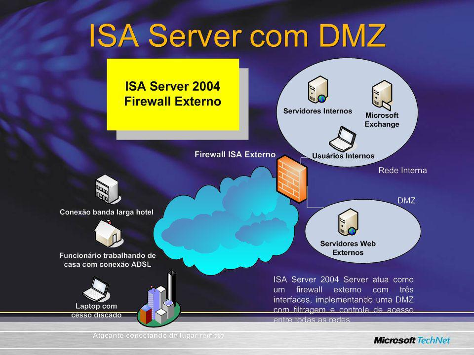 ISA Server com DMZ 3/24/2017 7:57 AM