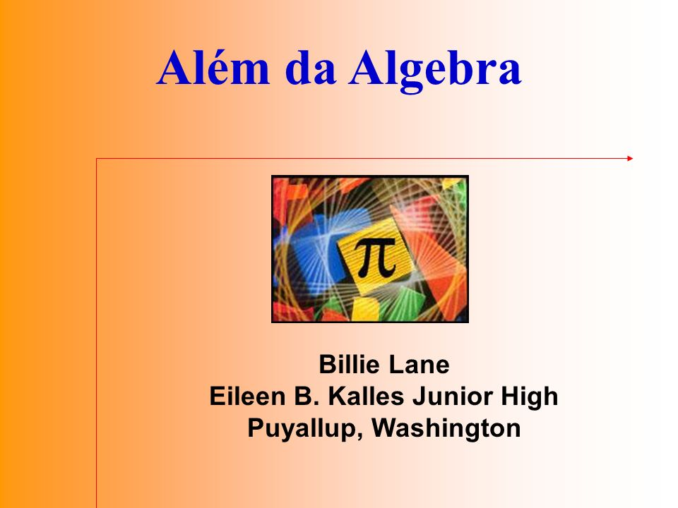 Eileen B. Kalles Junior High