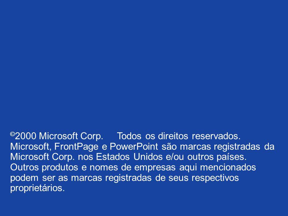 ©2000 Microsoft Corp. Todos os direitos reservados