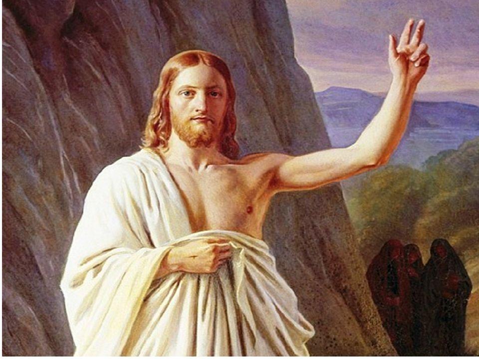 Cristo ainda hoje continua nos lembrando: